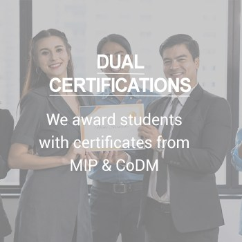 Dual-Certifications